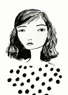Cultura Inquieta - Chicas con los corazones rotos y con hermosos vestidos, por KT Smail