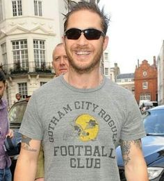 #GoodMorning guys😆😎 Look how cute he is😚😚❤ #tbt#tomhardy#smile#gorgeous#lovetomhardy#tomisbae#hot#sexy#tomhardyfamily#tomhardyfans#tomhardylips#hardyfans#hardyfamily#edwardthomashardy#london#best#talented#british#brilliant#actor#sunglasses#cool#tomhardylife#obsessedwithme#bae#cute#tattoo#footballclub