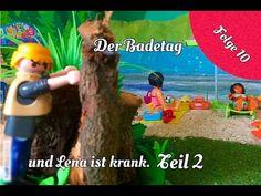 Playmobil Film deutsch Der Badetag und Lena ist krank Teil 2 - YouTube