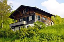 Gruppenhaus Villa BlueTurtle - Faulensee - Bern/BE - Berner Oberland -