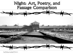 Night essays inhumanity