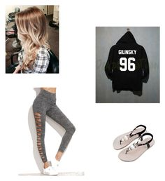 A fashion look from January 2017 featuring grey leggings, beach shoes and fine hair care. Browse and shop related looks. Grey Leggings, Beach Shoes, Fine Hair, Hair Care, Fashion Looks, Polyvore, Shopping, Fine Thin Hair, Grey Leggings Outfit