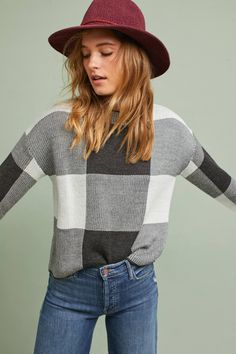 Shop the Intarsia Check Pullover and more Anthropologie at Anthropologie today. Read customer reviews, discover product details and more.