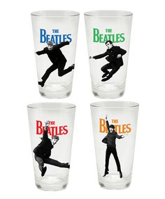 This 'The Beatles' Pint Glass Set by The Beatles is perfect! Velvet Room, Beatles Love, Retro Home, Last Minute Gifts, Gag Gifts, Cozy House, Pint Glass, Cool Stuff, Gift Ideas
