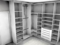 closet marcenaria - Pesquisa Google