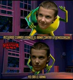Read from the story Memes de Stranger Things by softxrw (( ͡°ᴥ ͡° ʋ)) with reads. Cast Stranger Things, Stranger Things Netflix, Wallpaper Animes, Saints Memes, Ben Hardy, Wattpad, Daniel Radcliffe, Millie Bobby Brown, Strangers Things