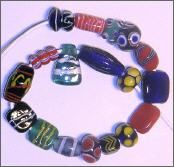 Rus-Wikinger Medieval Crafts, Norse Vikings, Viking Jewelry, Clay Beads, Bead Art, Bling, Glass, Lampworking, Swag