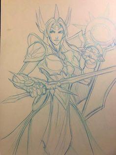 ArtStation - Various League of Legends personal art, Michael Maurino