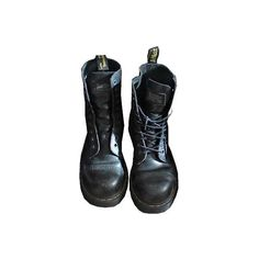 dr martens ❤ liked on Polyvore featuring shoes, boots, ankle booties, footwear, dr martens boots and dr. martens