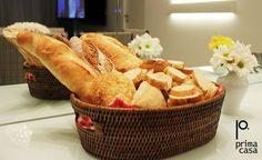 Jantar italiano.   Blog Ju Farinha