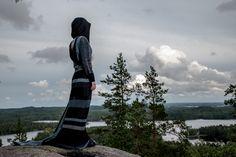 Maxi dress  Image: Tommi Kirvesniemi.