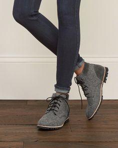 Womens Woolrich Wool Beebe Boot