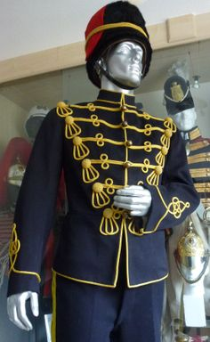 Hussar OR with uniform dating to the outbreak of WW1 1914