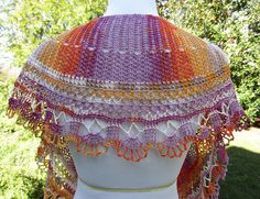 Ravelry: Shayron's Lace pattern by Julie Blagojevich