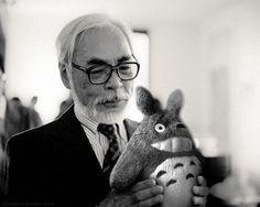 Hayao Miyasaki & Totoro