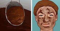 Aj vy robíte to, že po dopití kávy spodok z nej vyhodíte do koša? To je chyba – pozrite sa, ako ho využiť pre starostlivosť o vašu krásu.