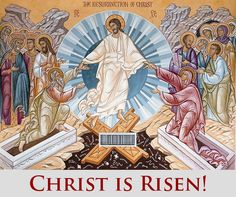 Christ is risen! Truly He is risen! #Orthodoxy
