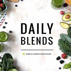 18 Simple Health Tips for Everyday Living - Awesome Tips For Everyday Living - Healthy Living Lifestyle - Healthy Eating Plan - Dieting Green Breakfast Smoothie, Green Smoothie Cleanse, Green Detox Smoothie, Juice Smoothie, Low Sugar Smoothies, Smoothies For Kids, Healthy Green Smoothies, Green Smoothie Recipes, Energy Quotes