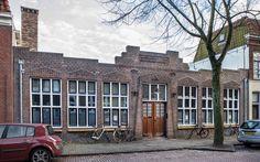 Historic Dutch nursery transformed into stunning solar-powered home