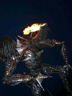 Sci Fi, Lion Sculpture, Statue, Lifestyle, Art, Kunst, Science Fiction, Sculpture, Art Education