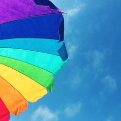 Colorful Umbrella -