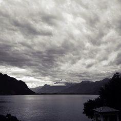 Lac Léman Clouds, Sky, Mountains, Sunset, Landscape, Water, Instagram Posts, Pictures, Travel
