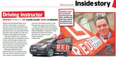 Have you considered a career as a RED driving instructor? If not, read why you should in Auto Express magazine #DriveRED
