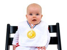 Is jouw baby ook een winnaar?  De leukste kraamcadeautjes vind je bij www.bobobelle.nl