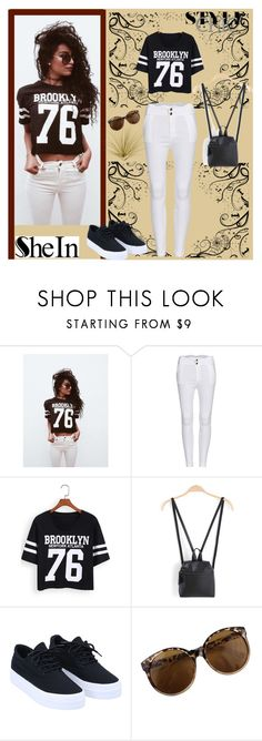 """""""Sheinside  8"""" by zijadaahmetovic ❤ liked on Polyvore featuring Sheinside"""