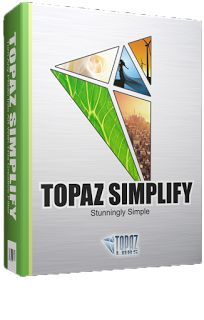 Photoshop Cafe: topaz simplify 301