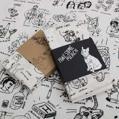 Read all about awesome tea towels in this blog: http://awsmr.ch/TTOWELS :)