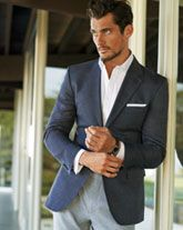 Marks and Spencer, Fall 2014 | Hair by Larry King