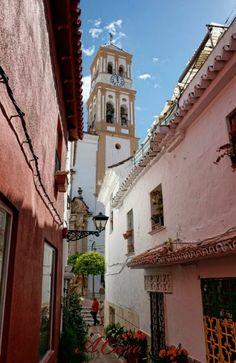 Torre Iglesia de la Encarnación, MARBELLA, Spain