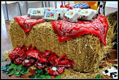 Barnyard Birthday Party Ideas | Photo 4 of 50 | Catch My Party