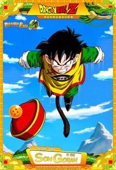 Dragon Ball Z - Ginyuu (Son Gokuh's Body) by DBCProject on DeviantArt