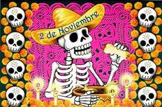 Happy Dia De Los Muertos!!!