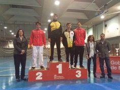 Alumno de Taekwondo de la UP Bonaterra triunfa en España ~ Ags Sports