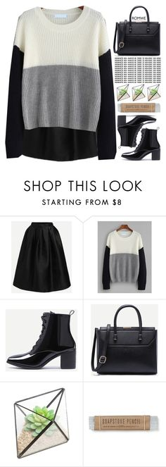 """""""light black"""" by scarlett-morwenna ❤ liked on Polyvore featuring vintage"""