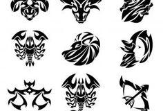 Tattoo Birth Signs