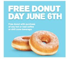 National Donut Day 2014 | Free Donuts on Friday