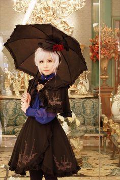 A Gothic Lolita's Memoir