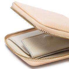Mini Zip Around Wallet | Cuyana