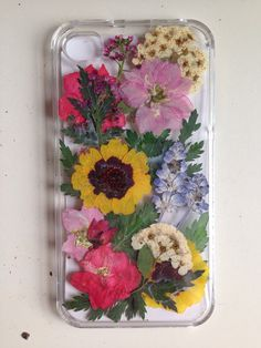 Hey, I found this really awesome Etsy listing at https://www.etsy.com/listing/188321499/real-pressed-flowers-phone-case