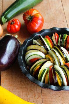 Tian provençal - aime & mange