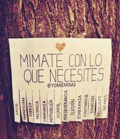 #motivación #ilusión #amor #paciencia #confianza #vida