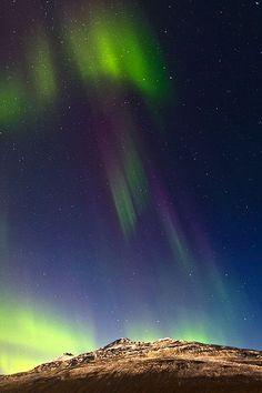 ✯ Aurora Borealis, Iceland