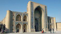 travel to Uzbekistan guide Old Town Bukhara