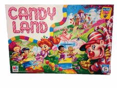 Candy Land Board Game 2005 Version, Milton Bradley, Complete, Ready To Play! Reading Games, Kids Reading, Reading Activities, Reading Skills, Word Reading, Candyland Board Game, Candyland Games, Kindergarten Reading, Teaching Reading