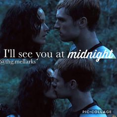 "116 Likes, 4 Comments - THG  (@thg.mellarks) on Instagram: ""I'll see you at midnight... but they never did  #thehungergamesisbae #everlark #thg…"""