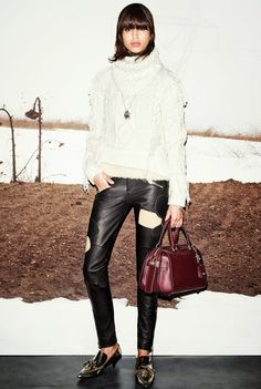 Serendipitylands: COACH - FASHION SHOWS NEW YORK FALL 2015